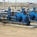 High-pressure pumps for oil fields