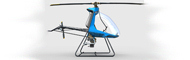 One-man ultra-light helicopter